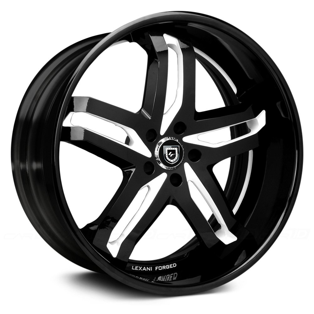 Lexani Forged 174 715 3pc Custom Finish Wheels Rims