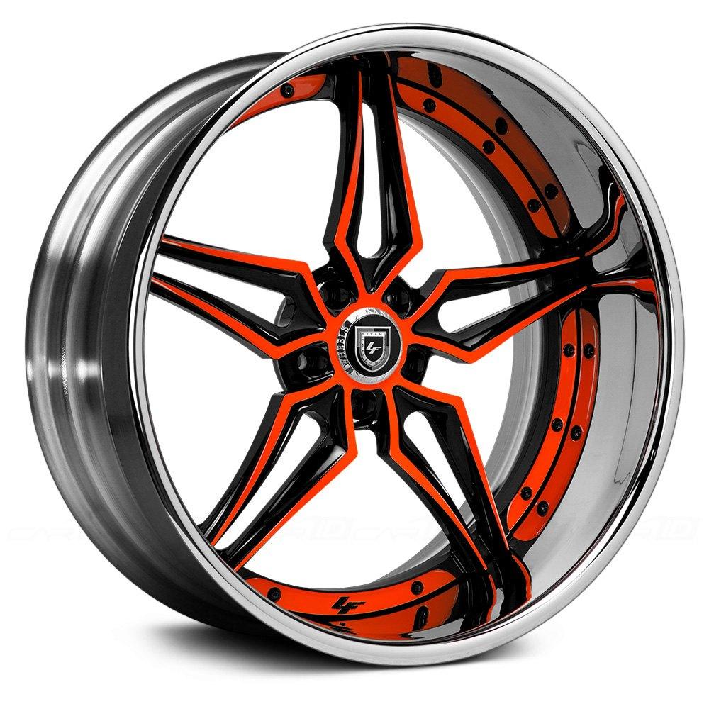 lexani forged 733 insignia 3pc wheels rims. Black Bedroom Furniture Sets. Home Design Ideas