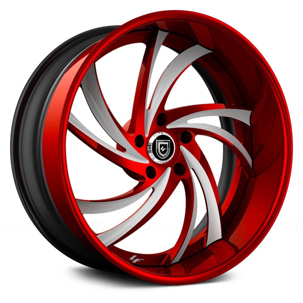 LEXANI FORGED® 744 Wheels