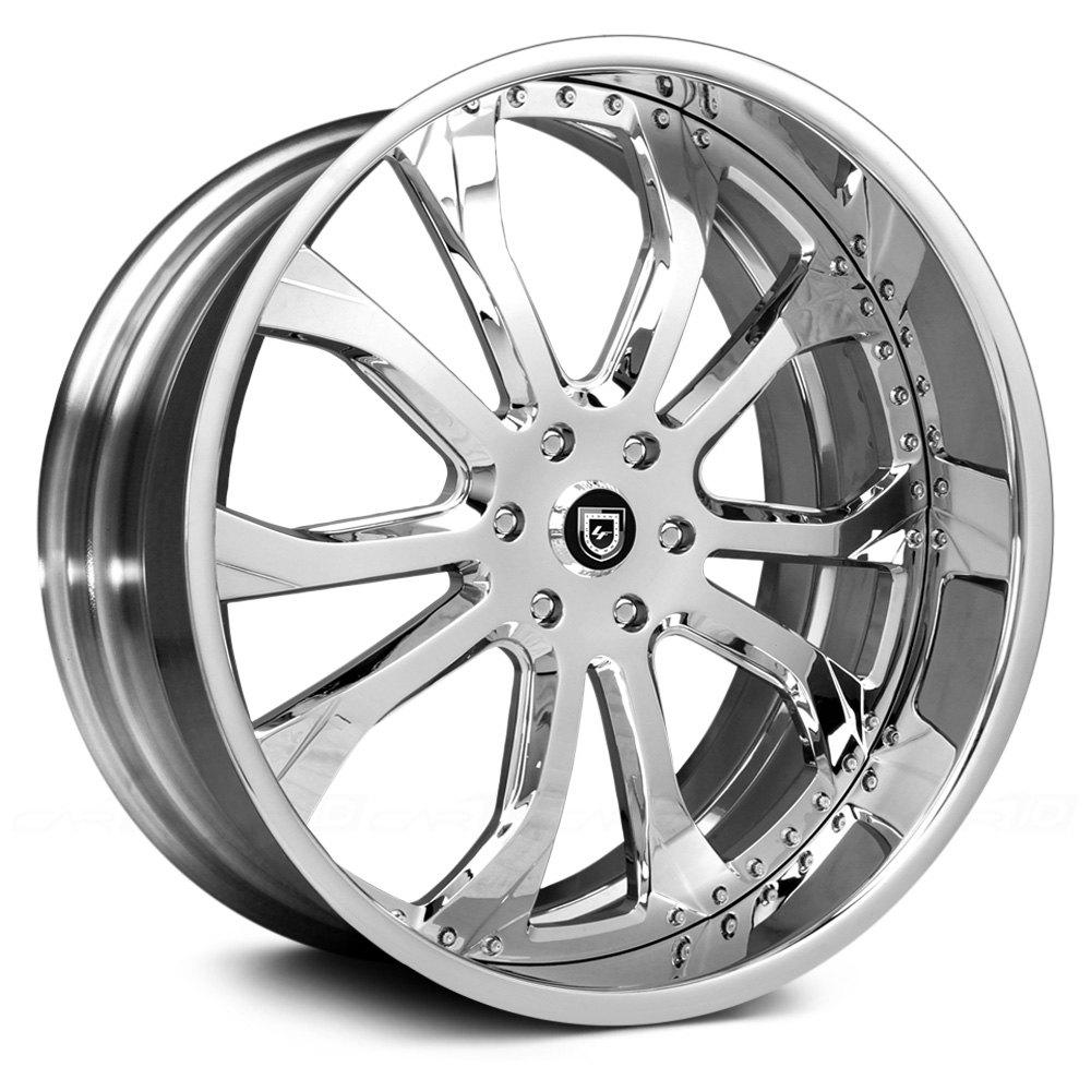 Custom Forging Parts : Lexani forged lust wheels custom rims