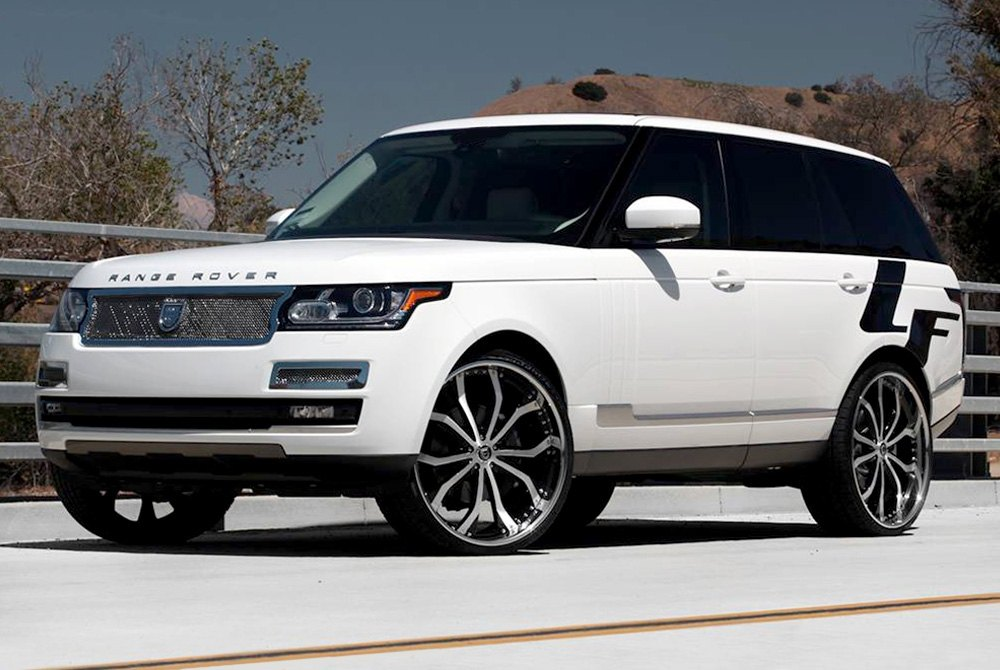 Land Rover Wheels And Range Rover Wheels And Tires 18 19