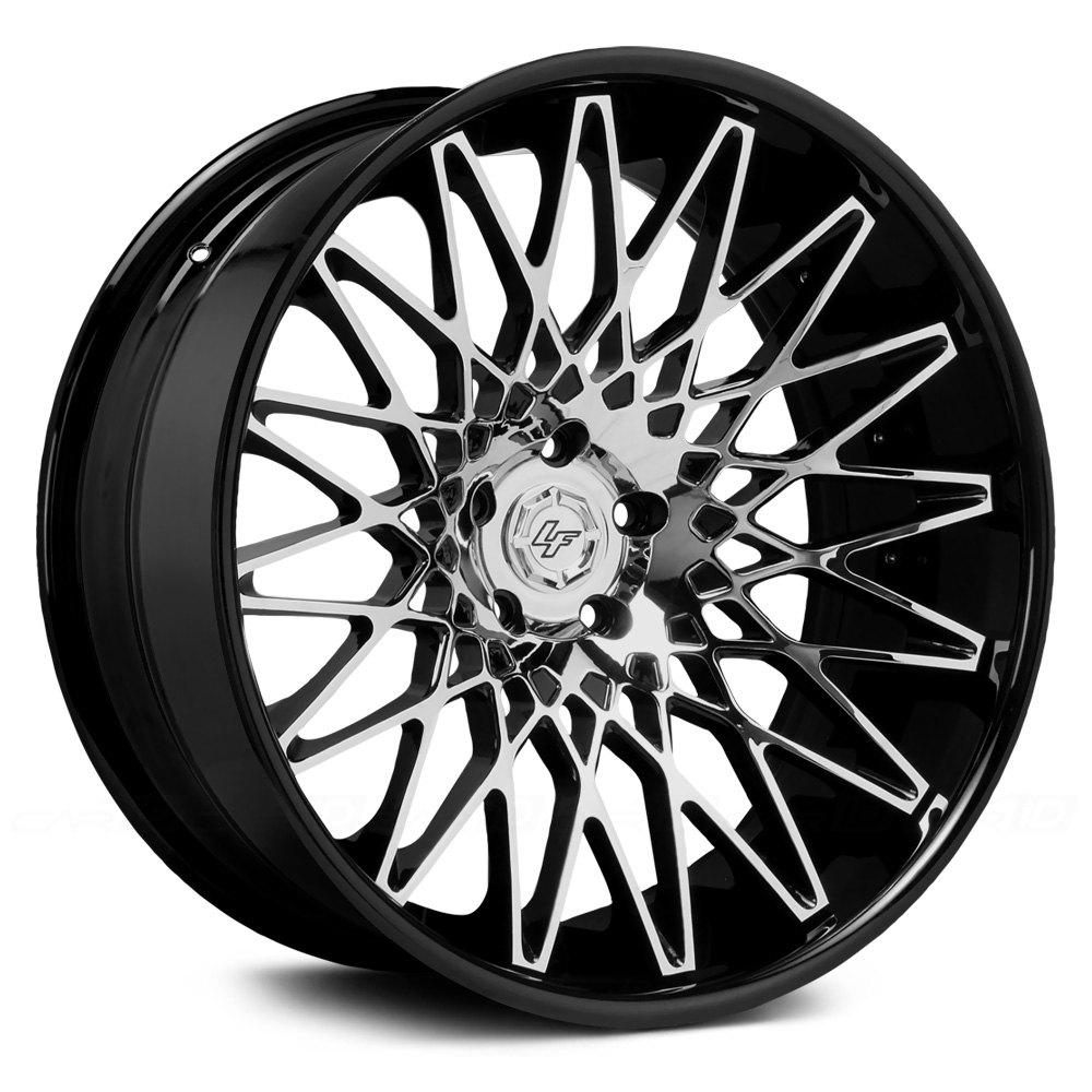 LEXANI FORGED® MONZA Wheels - Custom Rims