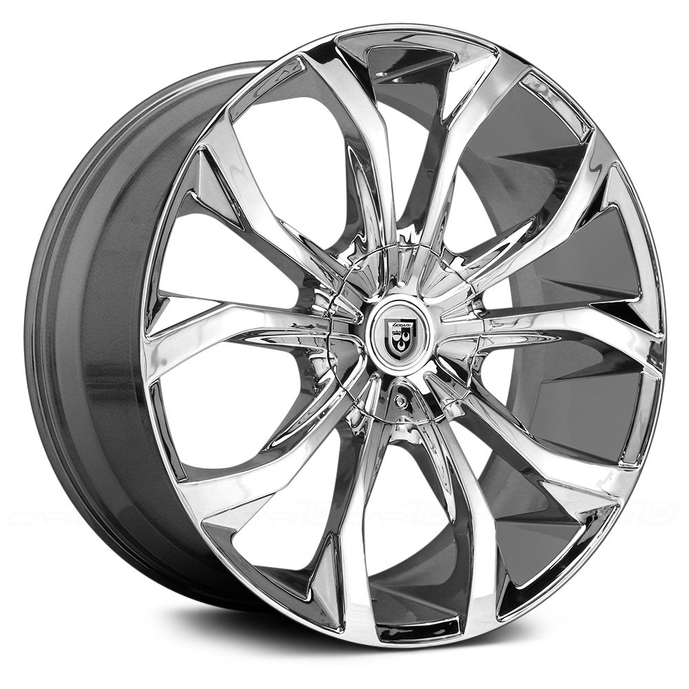 Lexani 174 Lust Wheels Chrome Rims
