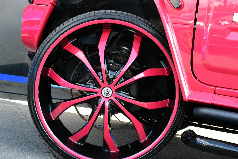 Lexani 174 Lust Wheels Custom Painted Rims