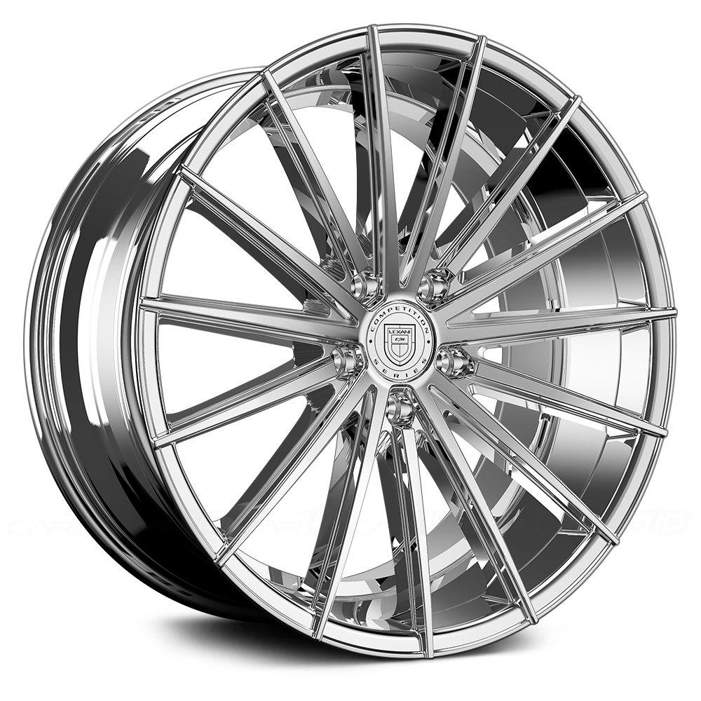 Lexani 174 Pegasus Wheels Chrome Rims
