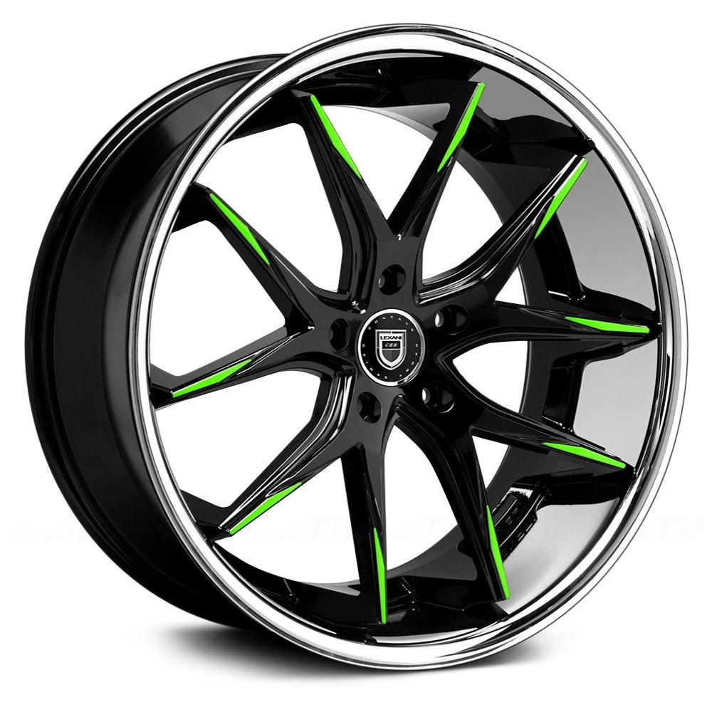 Lexani 174 R Twelve Wheels Custom Painted Rims