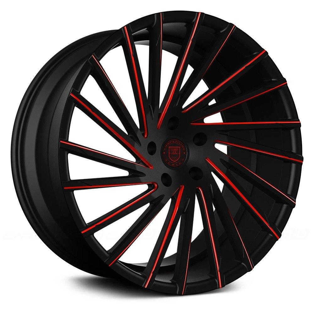 Lexani 174 Wraith Wheels Custom Painted Rims