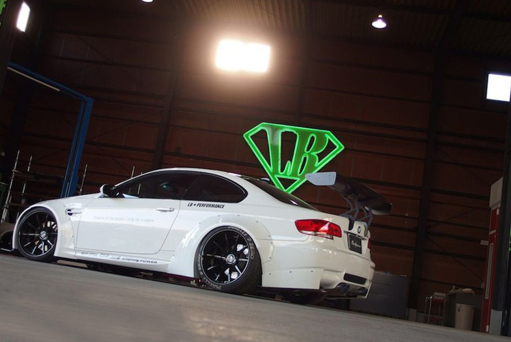 must see liberty walk body kit for bmw. Black Bedroom Furniture Sets. Home Design Ideas