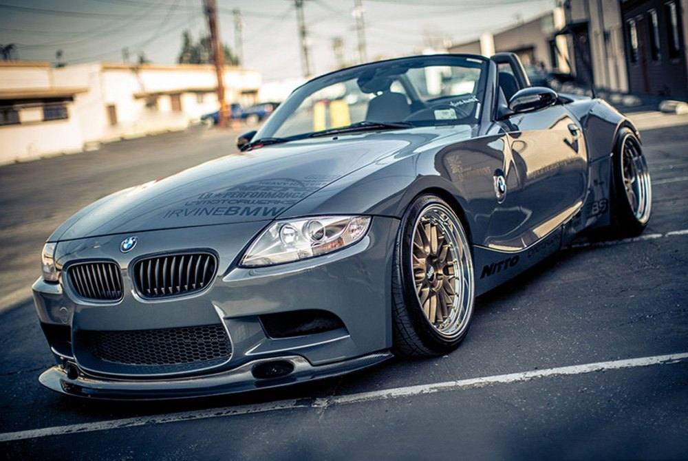 Liberty Walk 174 Bmw Z4 1 Fb Lb Works Front Bumper