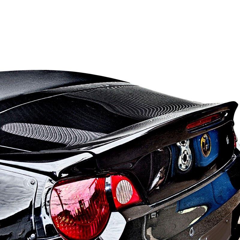 2004 Bmw Z4: Fiberglass Custom Style Rear Lip Spoiler