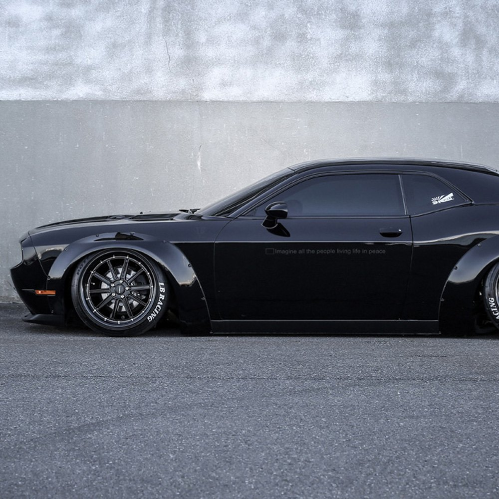 must see liberty walk body kit for dodge challenger. Cars Review. Best American Auto & Cars Review