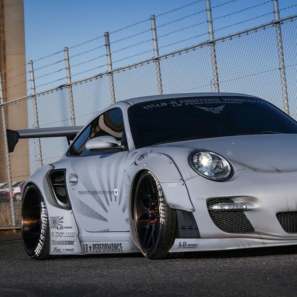 Porsche Experience Center >> Liberty Walk® - Porsche 911 Turbo 2004 LB Works™ Body Kit