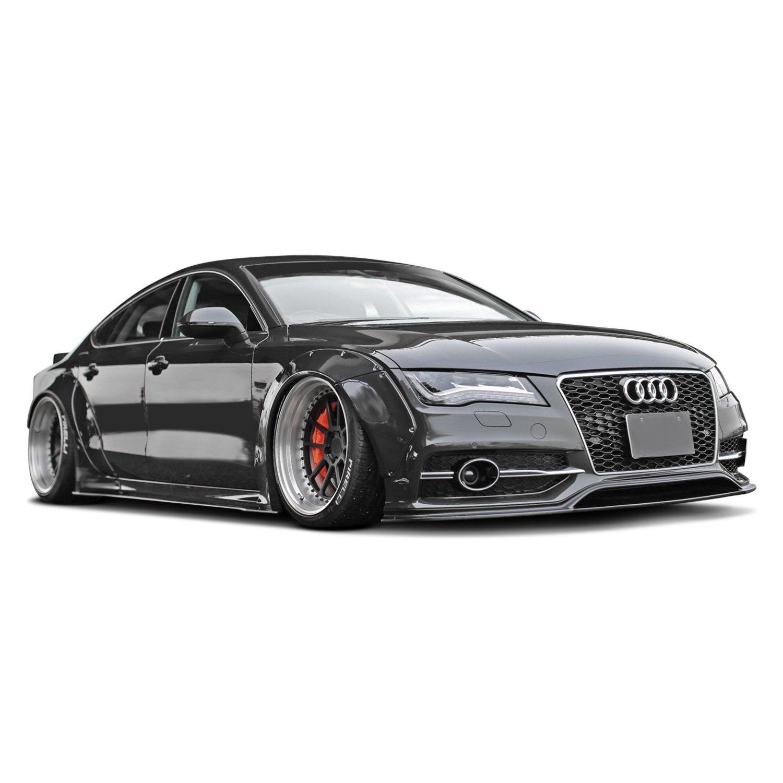 Audi RS7 / S7 2013 LB Works™ Fiberglass