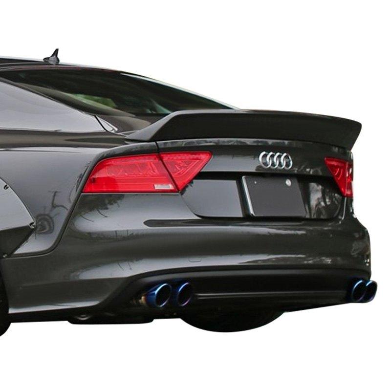 Audi A7 / A7 Quattro 2012 Fiberglass Front