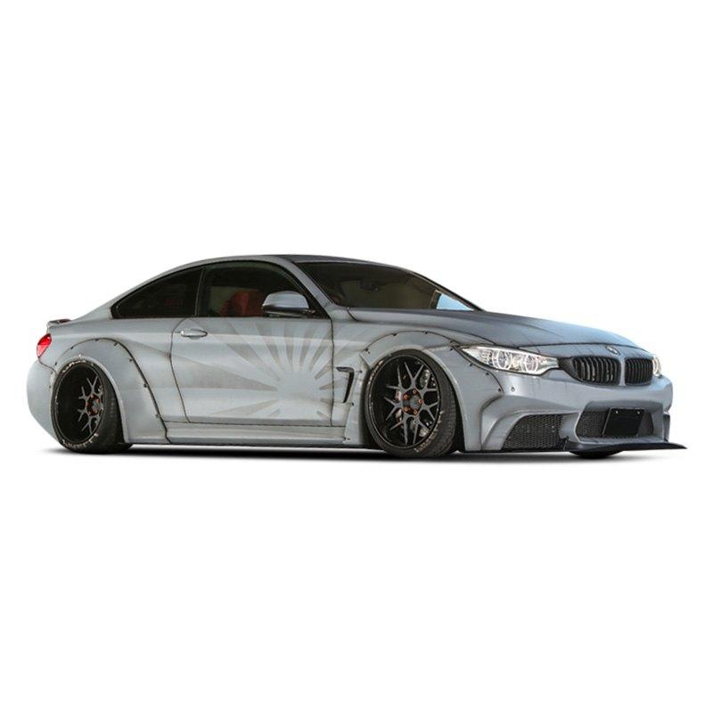 Liberty Walk® BMW-M4-1-KIT-CFRP