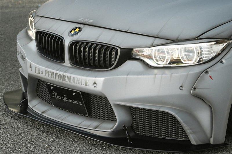Liberty Walk® BMW-M4-1-KIT-FRP