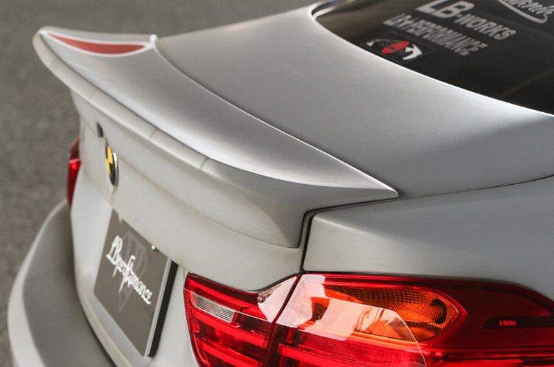 Liberty Walk® BMW-M4-1-KIT-FRP - LB Works™ Fiberglass Complete Body Kit  (Unpainted)