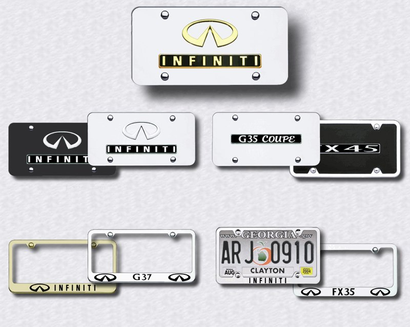 License Plates & Frames 5