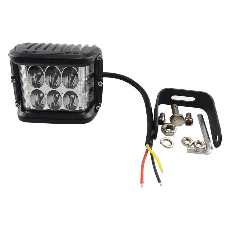 Lifetime LED Lights®   Dual Color White/Amber LED Strobe ...