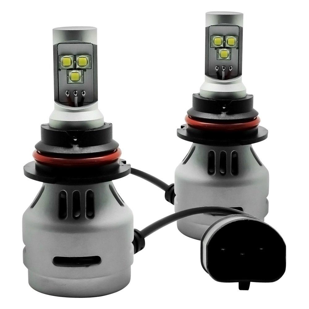 lifetime led lights lllhl 9007 02 9007 led headlight bulbs. Black Bedroom Furniture Sets. Home Design Ideas