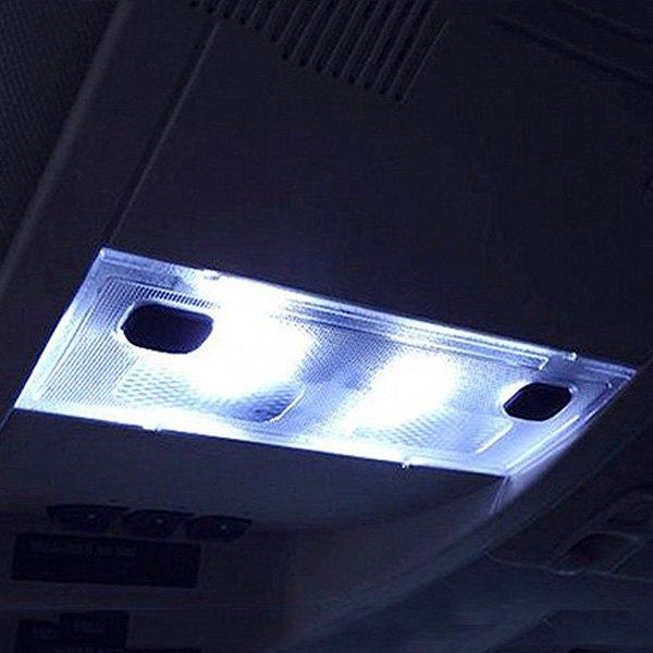 2011 Jeep Wrangler Dome Light