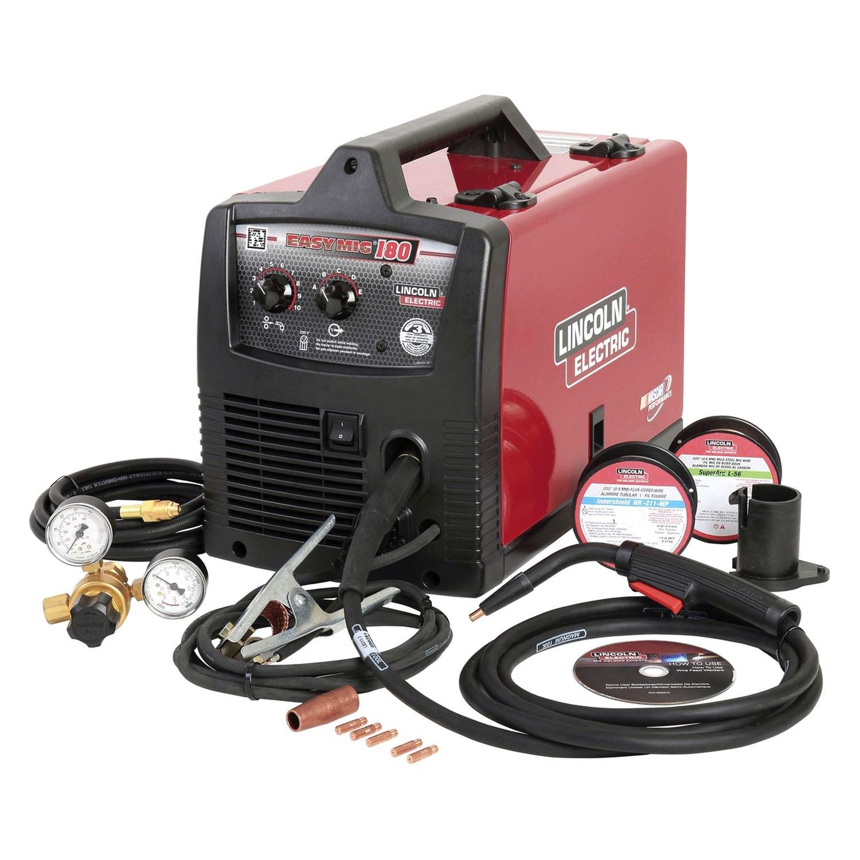 Lincoln Electric 174 K2698 1 Easy Mig 180 Welder
