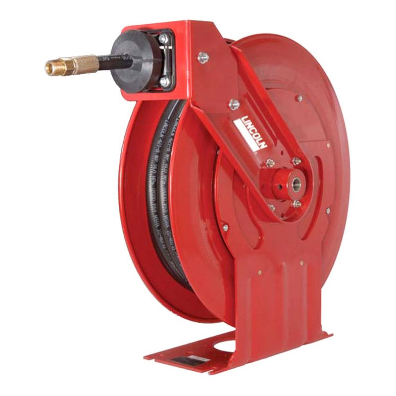 Lincoln 174 94153 3 8 Quot X 50 Low Pressure Air Water Reel