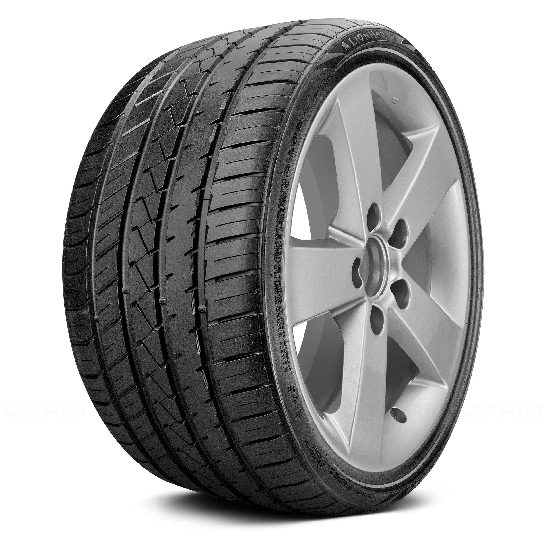 LIONHART LH-THREE II all/_ Season Radial Tire-275//35R20 102W