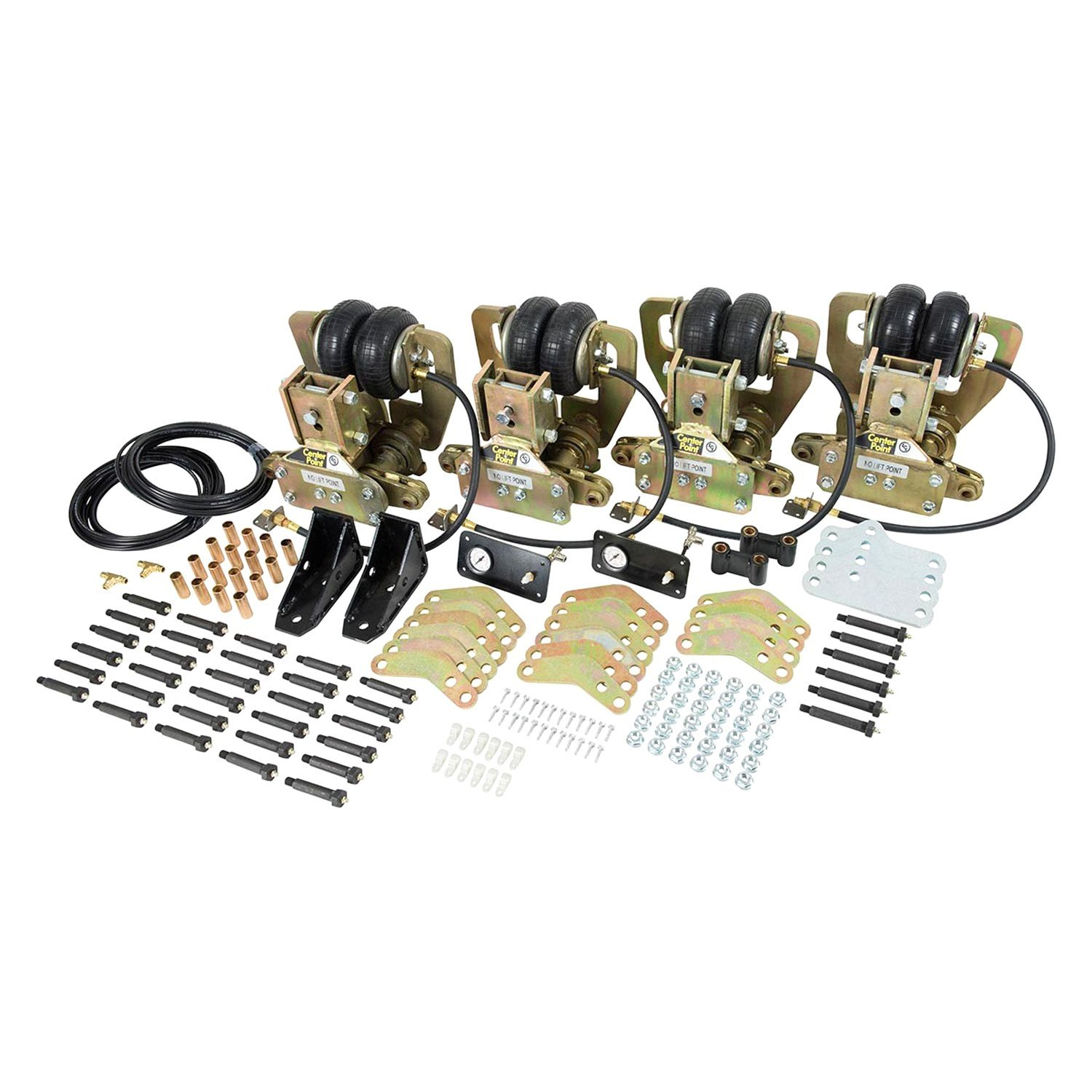 Lippert Components® - Center Point Air Ride Suspension Upgrade Kit