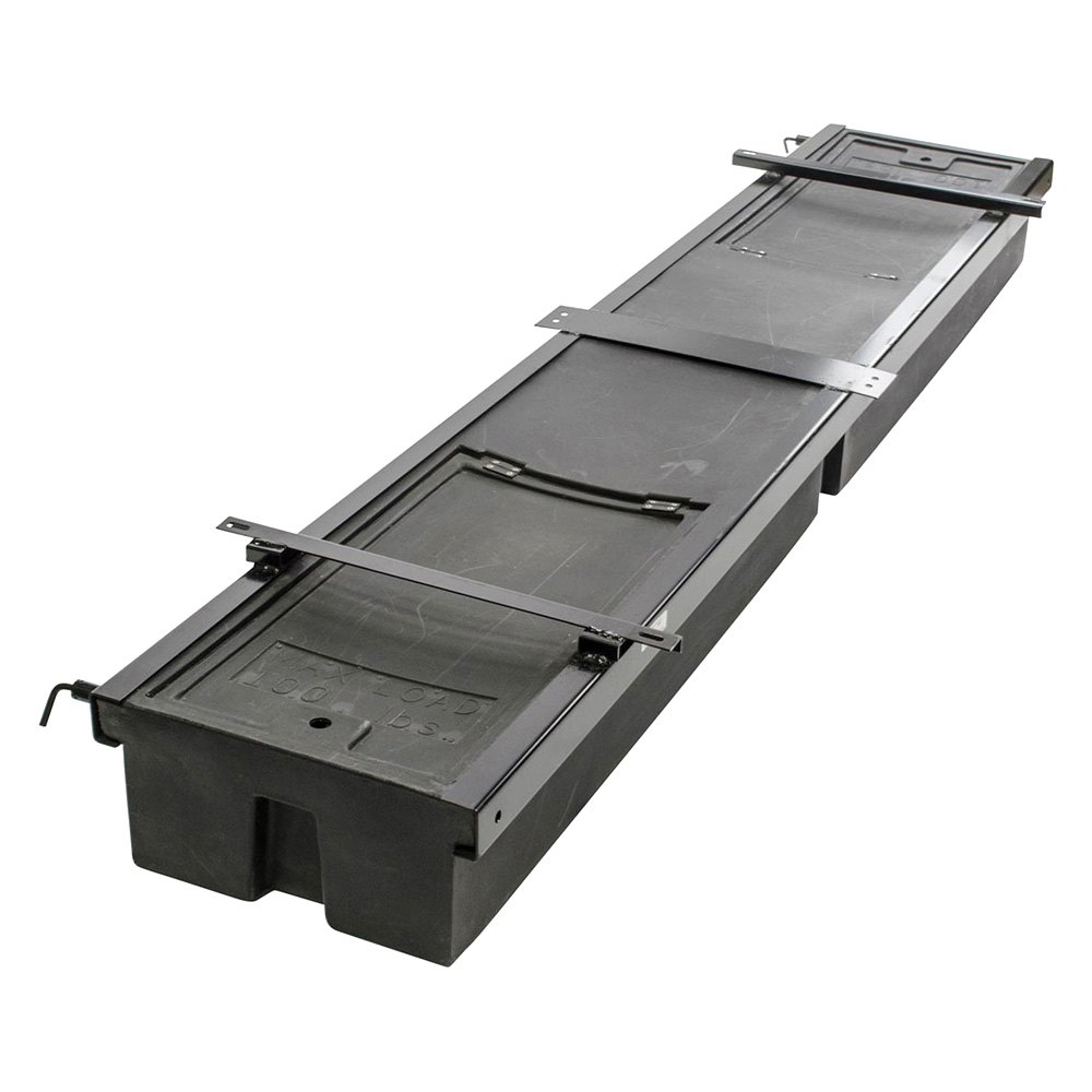 Lippert Components Double Without Tire Carrier Underchis Storage