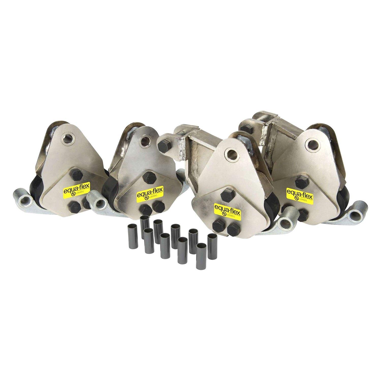 Lippert components 281314 equa flex triple axle for Suspension triple