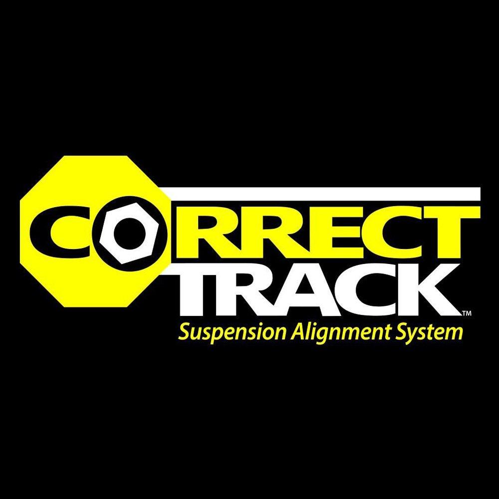Lippert Components® 87120 - Correct Track™ Single Axle Alignment Kit