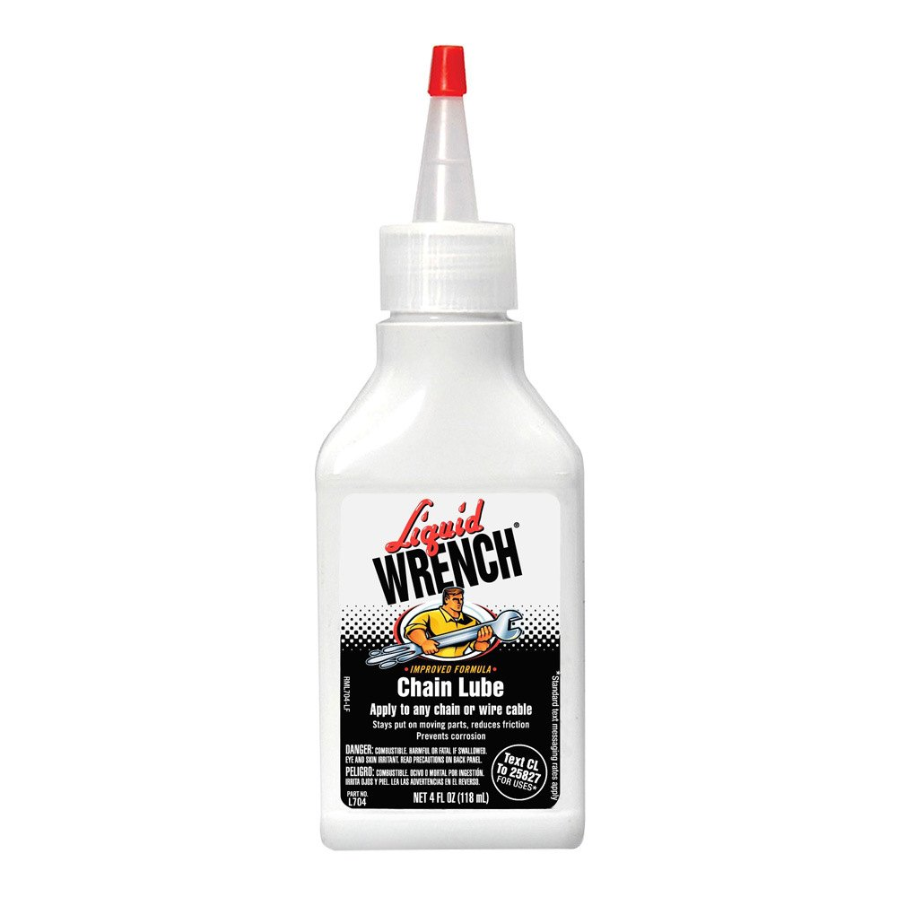 Liquid Wrench 174 Chain And Cable Lube