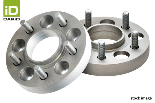 Pro spacer wheel spacers by eibach fits mercedes c300 for Wheel spacers for mercedes benz
