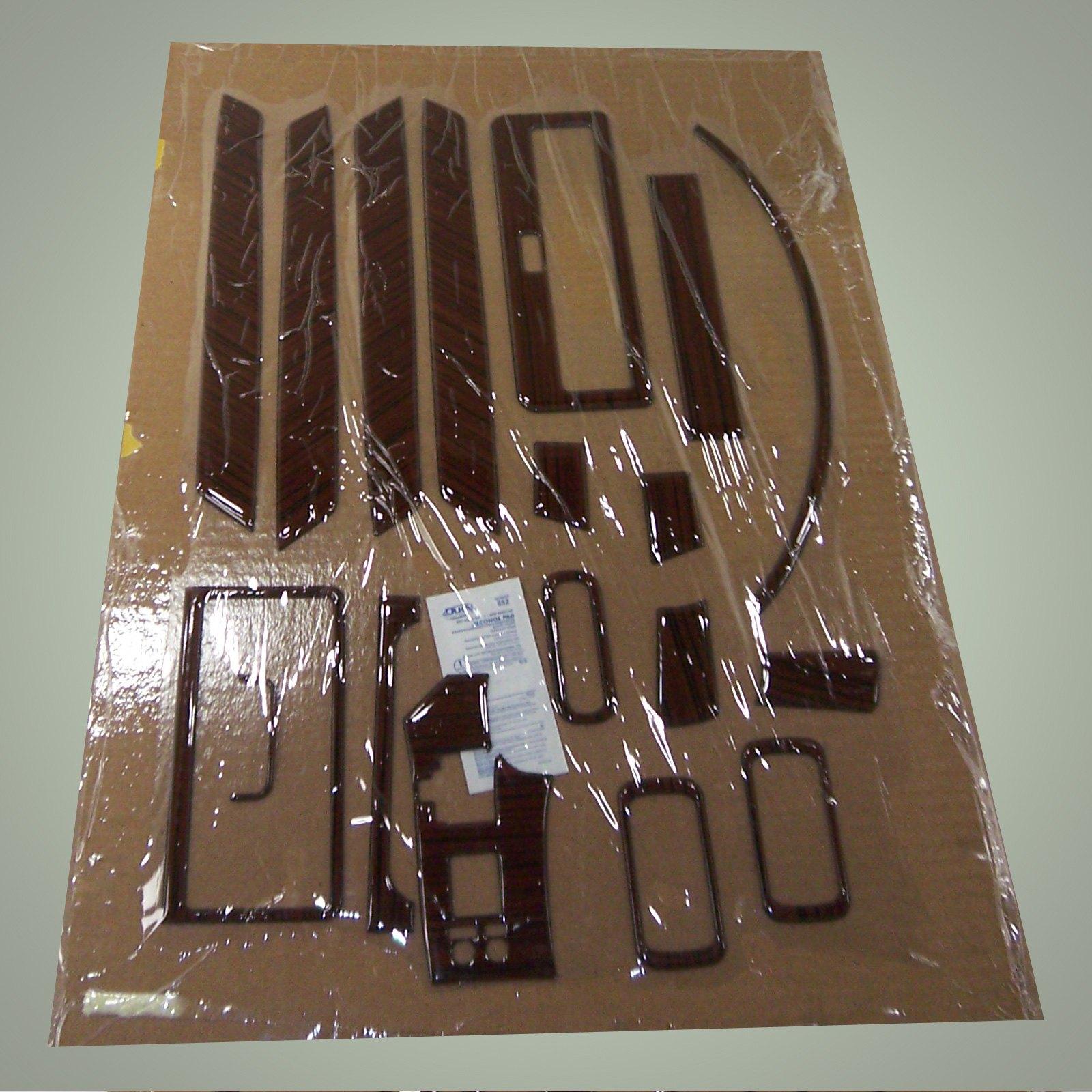 Remin exterior materials - Part Number Iifx06b Sazw Pieces