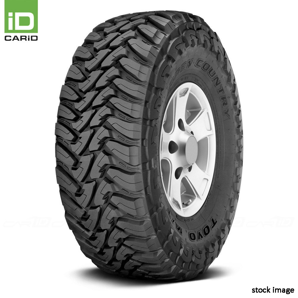 toyo tire lt265 70r17 p open country m t all season all terrain. Black Bedroom Furniture Sets. Home Design Ideas