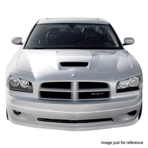 Chrysler 300 2006 Ground Effects Package: VIP Style Front Lip Spoiler By Duraflex Fits Dodge Charger