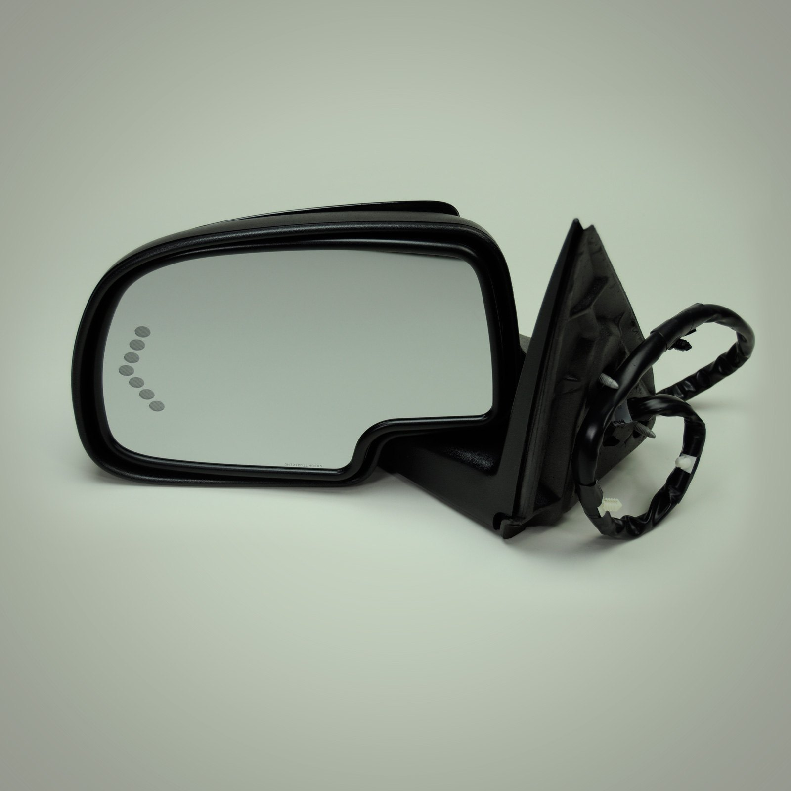 used 01 02 gmc yukon xl denali driver side power mirror by replace ebay. Black Bedroom Furniture Sets. Home Design Ideas
