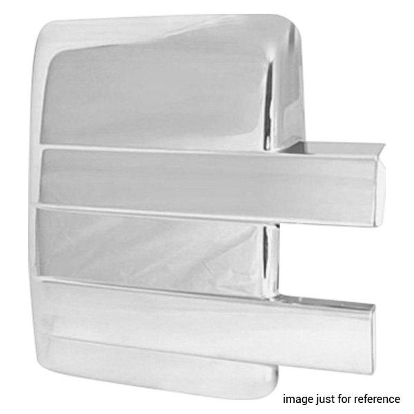 Chrome Mirror Covers By RI Fits GMC Sierra / Sierra Denali