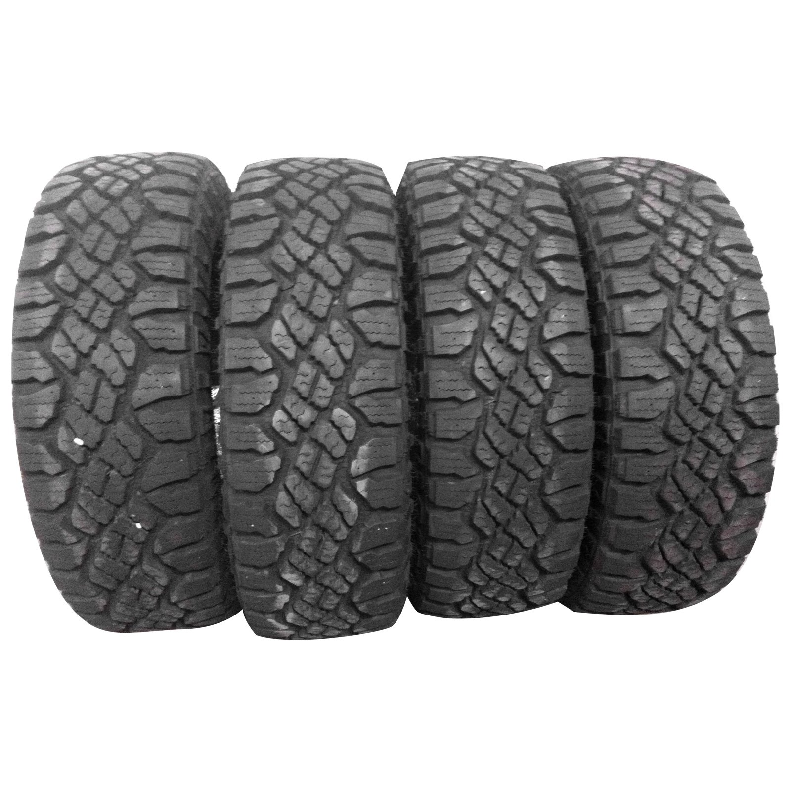 Buy the Goodyear Wrangler Radial (P) online today for all-terrain traction and an economical tread design for pick up trucks.
