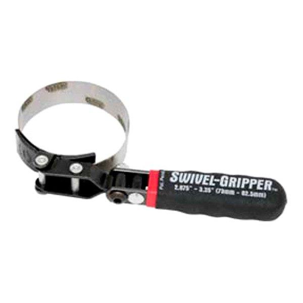 """Lisle® 57020 - Swivel Grip Oil Filter Wrench 2.875"""" - 3.25"""""""
