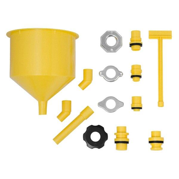 lisle spill free funnel instructions