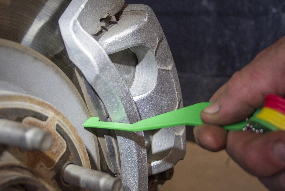 Lisle Corporation 81850 Combination Brake Lining Thickness Gauge Set