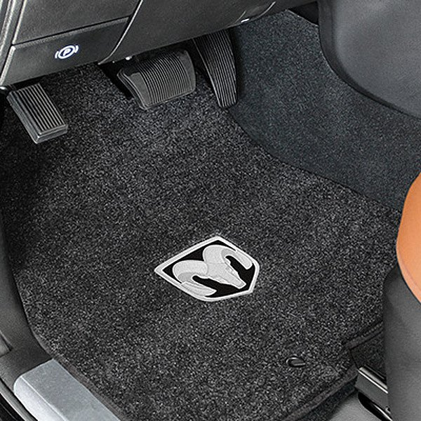 Custom Fit Flooring: Ultimat™ Custom Fit 1st Row Dark