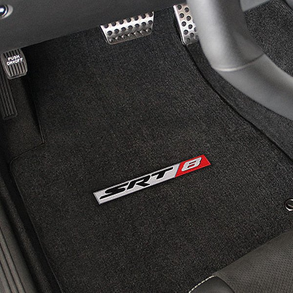 Custom Fit Flooring: Dodge Challenger 2008 Velourtex™ Custom Fit Floor