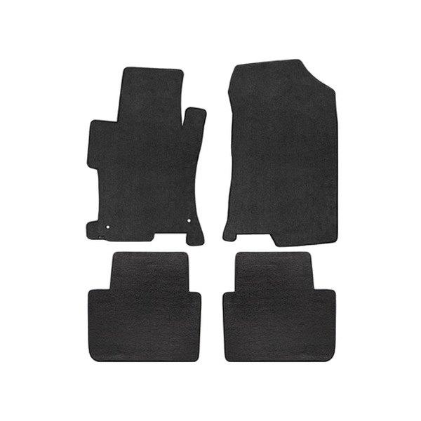lloyd honda accord sedan 2008 velourtex custom fit floor mats. Black Bedroom Furniture Sets. Home Design Ideas