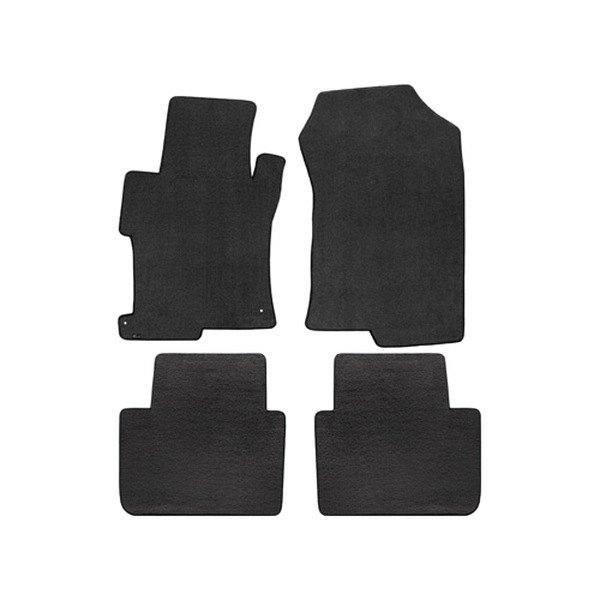 Lloyd honda accord sedan 2013 2015 velourtex custom for 1992 honda accord floor mats