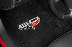 LLOYD® - Floor Mat with Corvette Emblem