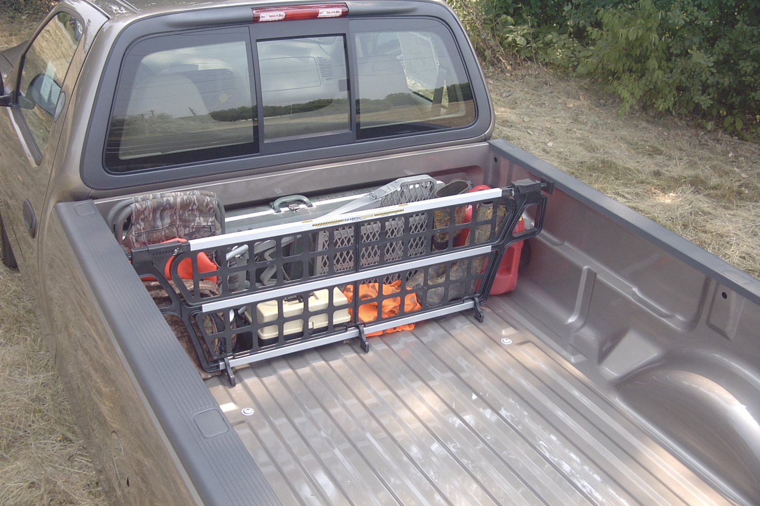 Loading Zone 174 Ford F 150 2011 Cargo Gate