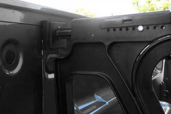 Loading Zone 174 Ford F 150 2015 2016 Cargo Gate